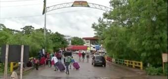 Caminhoneiros bolivianos fecham fronteira com MS em protesto contra mudança no código penal