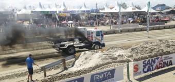 28ª Arrancada de Caminhões encerra com recorde de pilotos e de público