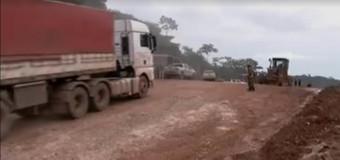 Um ano depois, BR-163, no Pará, continua na mesma precariedade
