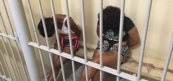 Mulheres pegam carona com caminhoneiros e são presas com droga na BR-163 em MT