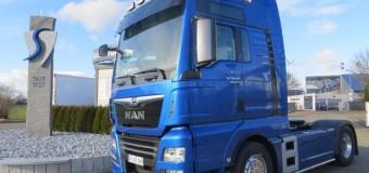 Caminhão MAN TGX ganha atributos para mais conforto na versão 2019