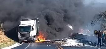 Acidente deixa mortos em estrada em Minas Gerais