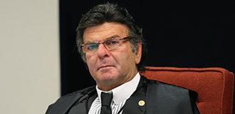 Ministro Luiz Fux divulga instituições que participarão da audiência pública sobre preço dos fretes