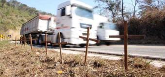 Estradas já duplicadas em MG matam mais por quilômetro que as de pista simples