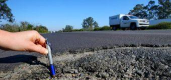 DNIT faz reparos na Freeway