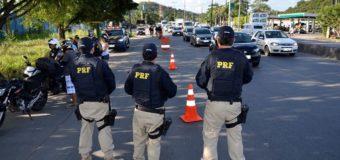 PE: PRF fiscaliza mais de mil veículos na Semana Nacional do Trânsito