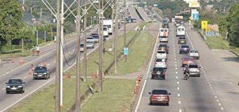 RJ : Polícia Rodoviária prende homem foragido após perseguição na BR-101