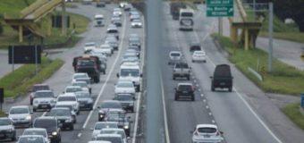 BR-101 é rodovia federal com maior número de roubos