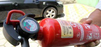 Comissão do Senado rejeita volta de extintor obrigatório nos veículos