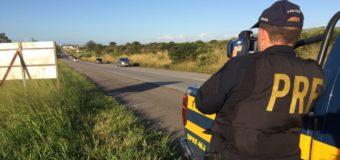 PRF registra mais de 2 mil flagrantes de excesso de velocidade nas estradas do Ceará em apenas um dia