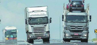 Pedágio sem duplicação amplia em 15% o custo do transporte