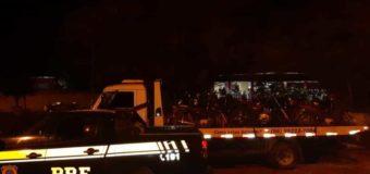 PRF realiza Operação Duas Rodas nos municípios de Piripiri/PI e Piracuruca/PI