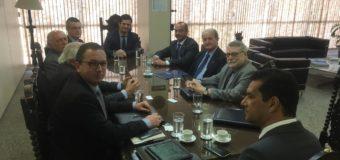 Representantes do TRC reúnem-se com ministro Sergio Moro