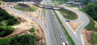 VIABAHIA libera ao tráfego, dispositivo de retorno na região de Simões Filho