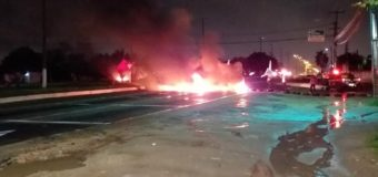 Protestos contra a reforma da Previdência fecham rodovias no RN