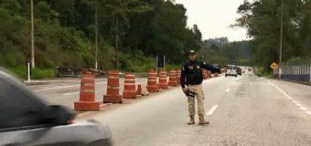 PRF e PMR iniciam Operação 'Corpus Christi' 2019 nas rodovias da Zona da Mata e Vertentes