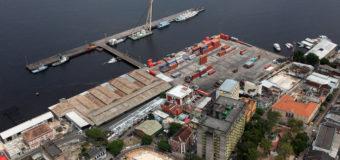 Porto de Manaus terá tamanho redefinido ainda este ano, diz ministério