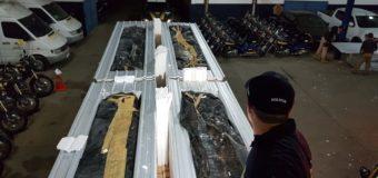 PRF apreende quatro toneladas de maconha que abasteceriam a Zona Norte do RJ