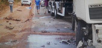 Acidentes deixam dois mortos em rodovias de Jataí