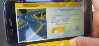 Aplicativo agiliza notificações e nº de multas em rodovias da RMC sobe 33% nos primeiros 5 meses
