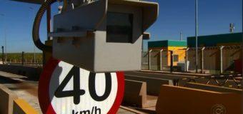 Motoristas que ultrapassam 40 km/h em praças de pedágios são multados na região de Bauru