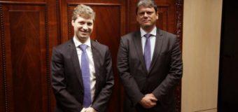 Ministro da Infraestrutura irá inaugurar trevo em Morro Reuter