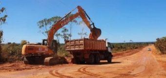Transamazônica começa a ser asfaltada do pacote de 11 estados