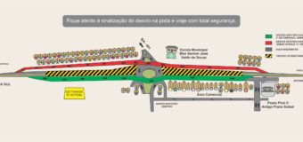 VIABAHIA inicia última fase de obras na região de Santo Estevão a partir de AMANHÃ (20/08)