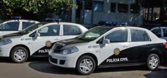Policiais prendem gerente e dois funcionários de transportadora por golpe no seguro
