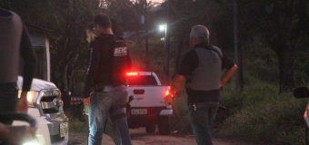 Operação prende integrantes de grupo suspeito de roubos em rodovias