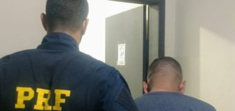 Após denúncia, PRF detém estelionatário