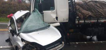 Dez pessoas morrem em acidentes nas rodovias de SC durante o fim de semana