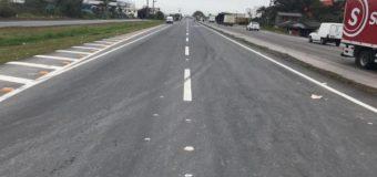 Ministro diz que rodovias federais de SC receberão mais recursos em 2019