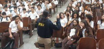 Palestras com orientações de trânsito e prevenção de acidentes mobilizam cidades do Extremo Sul da Bahia