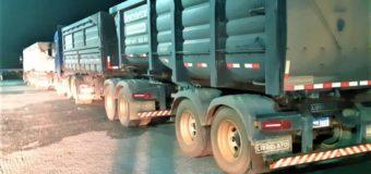 Operação no oeste baiano retira de circulação quase 175 toneladas de excesso de peso das estradas federais
