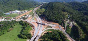 Governo cria força-tarefa para acelerar obra do Contorno de Florianópolis