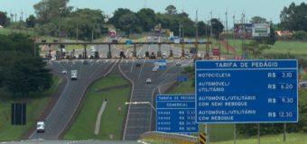 Pedágios têm reajuste, e tarifas chegam a R$ 14 para carros na região de Ribeirão Preto; veja os novos valores