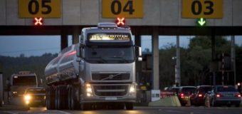 Proposta reduz em 70% o valor do pedágio para caminhão em rodovias